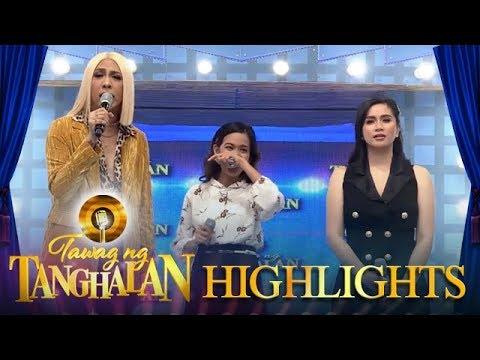 Tawag ng Tanghalan: Vice calls out Gracelle Lapinid's school