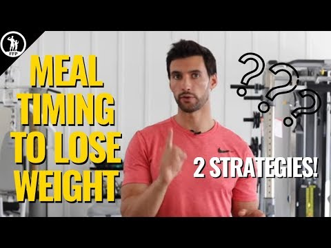 Meal Timing to Lose Weight | When to Eat Your Meals