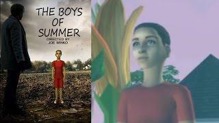 The Boys of Summer - Sims 2 Fantasy / Drama Movie (2010)