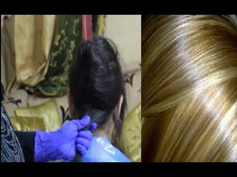 احصلي على شعر اشقر ذهبي مع ايمي لاول مره لايف علي قناتي مجرربة ومضموونة لا تفوتكم Youtube