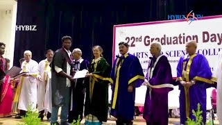 SRM Arts and Science Convocation @ Kattankulathur