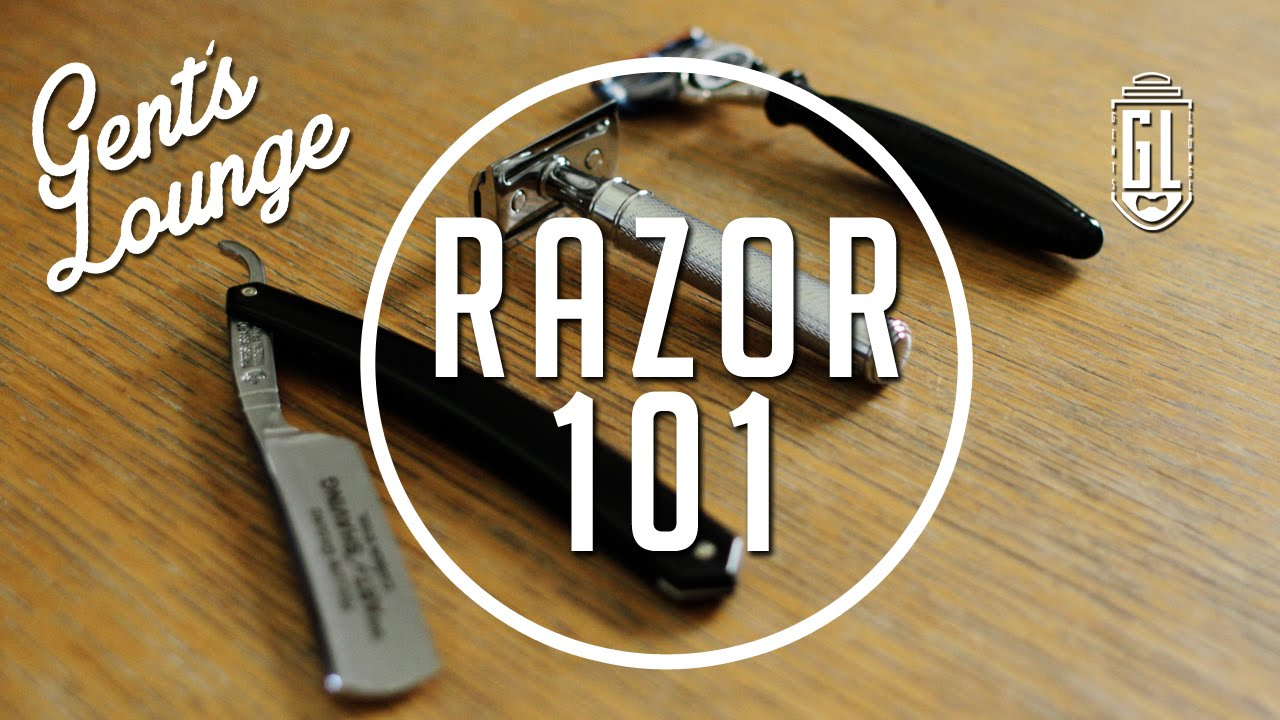 Razor 101 the pros and cons of shaving with different for Cons 101