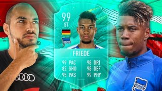 FIFA 20: 99 RATED PRO CARD | MOAUBA VS. FUßBALLPROFI