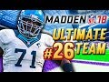 UPGRADING TWITCH PRIME LEGENDS  | Madden 18 Ultimate Team Ep.26