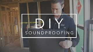 Soundproofing with Acoustiblok
