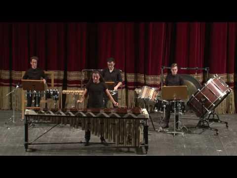 Luca Valenza Premio Crescendo IV Ed. Marimba Spiritual (Minoru Miki)