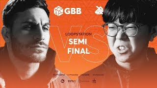 RYTHMIND vs SO-SO  Grand Beatbox Battle 2019  LOOPSTATION Semi Final