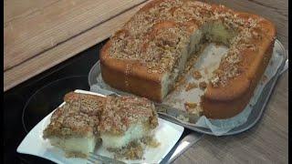 Tahinli kek tarifi-Hatice Mazi