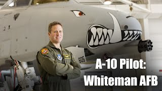 A-10 Pilot: Captain Manter