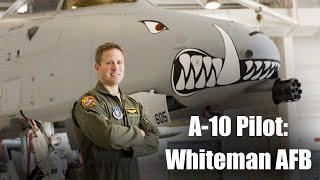 A-10 Pilot: Captain Manter