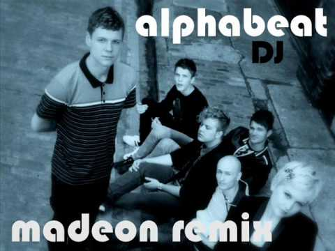 Alphabeat - DJ (Madeon Remix)