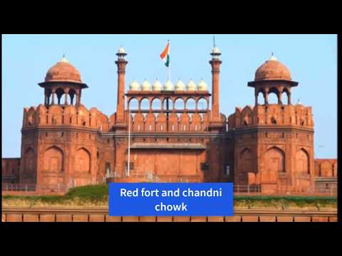 Top 10 places to visit in New Delhi