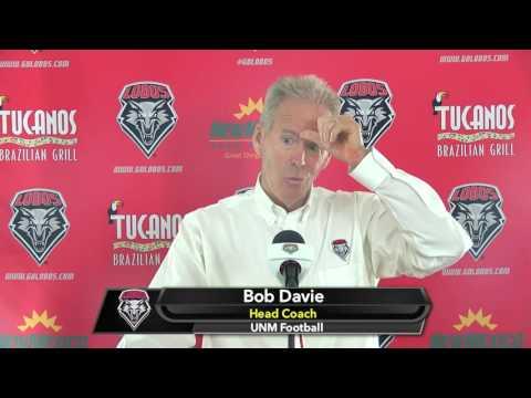 11.1.16 Bob Davie Press Luncheon
