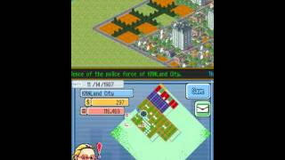 Simcity DS - Part 2