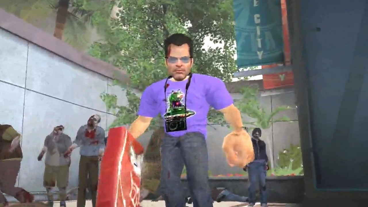 Dead Rising 2: Off the Record - Gamebreaker Pack Trailer ...