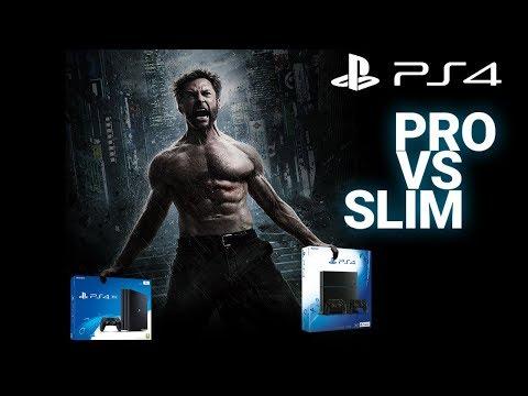 PS4 PRO ИЛИ SLIM В КОНЦЕ 2019 ГОДА?