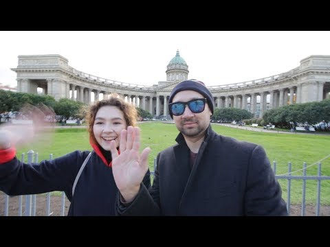 Musume. Trip to Saint Petersburg State University, Russia. Episode 7.