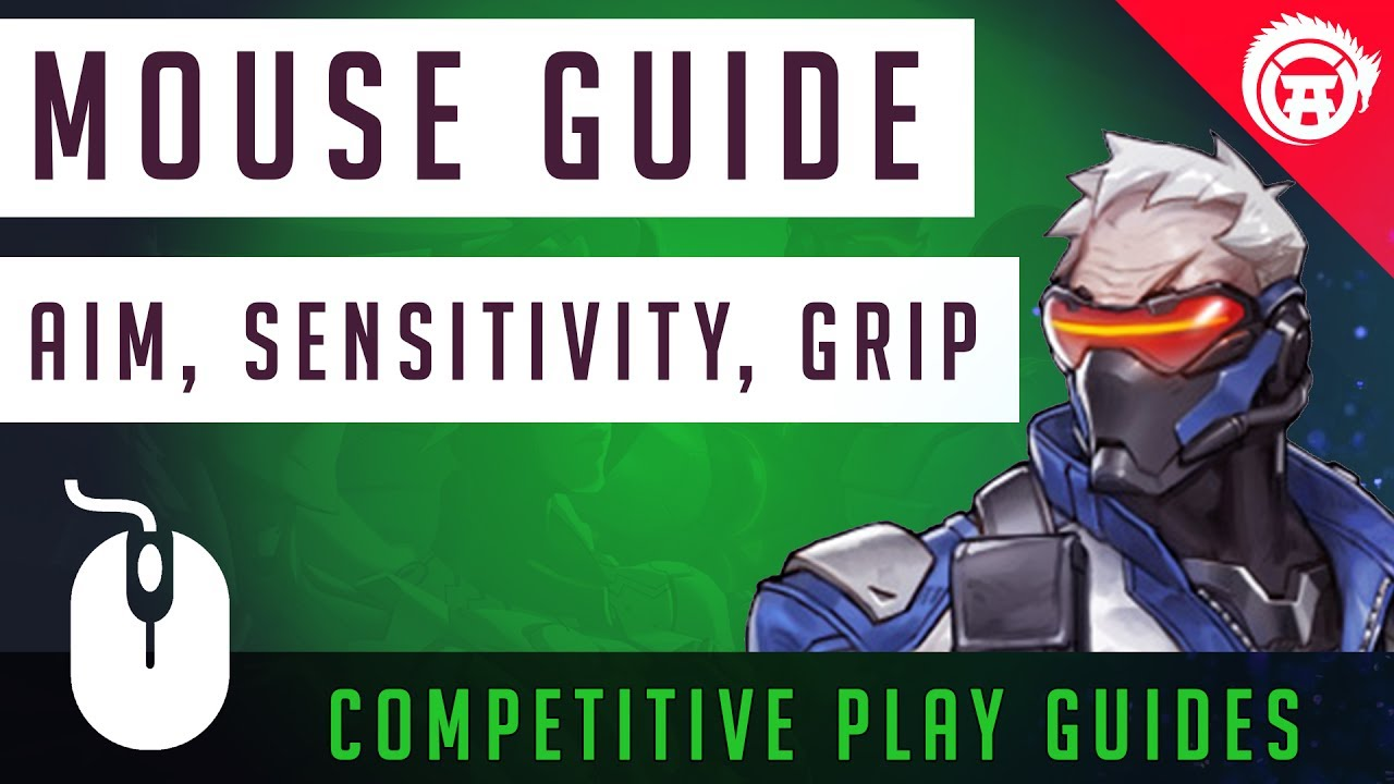 V Mouse Guide Mouse Guide Overwatch ...
