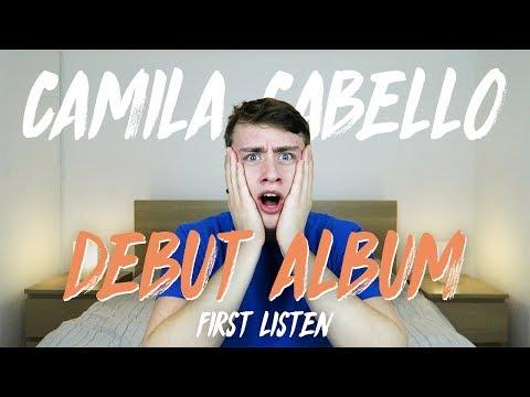 Cover Lagu Camila Cabello | Debut Album (First Listen) STAFABAND