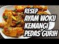 - Resep Cara Membuat Ayam Woku Kemangi Pedas Gurih Asli Khas Manado