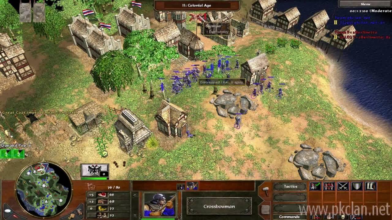 Age of Empires 3: Expert Match | German Vs  Dutch on Yucatan!