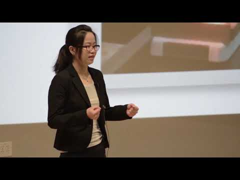 UNT Three Minute Thesis - Composition and Structure Study of Nuclear Waste Glasses