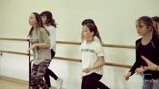 Уроки современных танцев для детей в Авиапарке