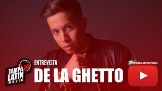Tampa Latin Music : Entrevista Exclusiva a De La Ghetto😱