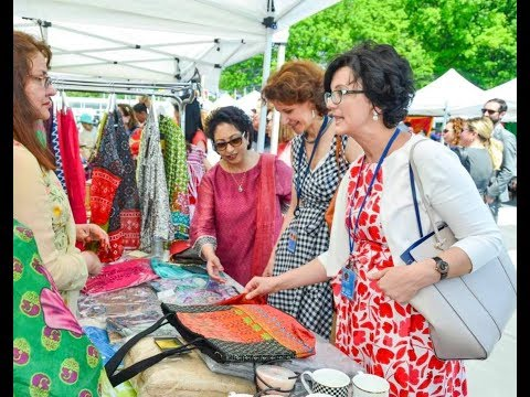 Pakistan Showcases Its Products And Cuisine At Annual UN Bazaar
