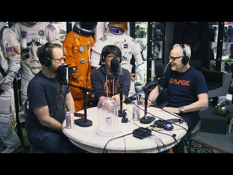 The Suitcase Episode - Still Untitled: The Adam Savage Project - 11/28/18