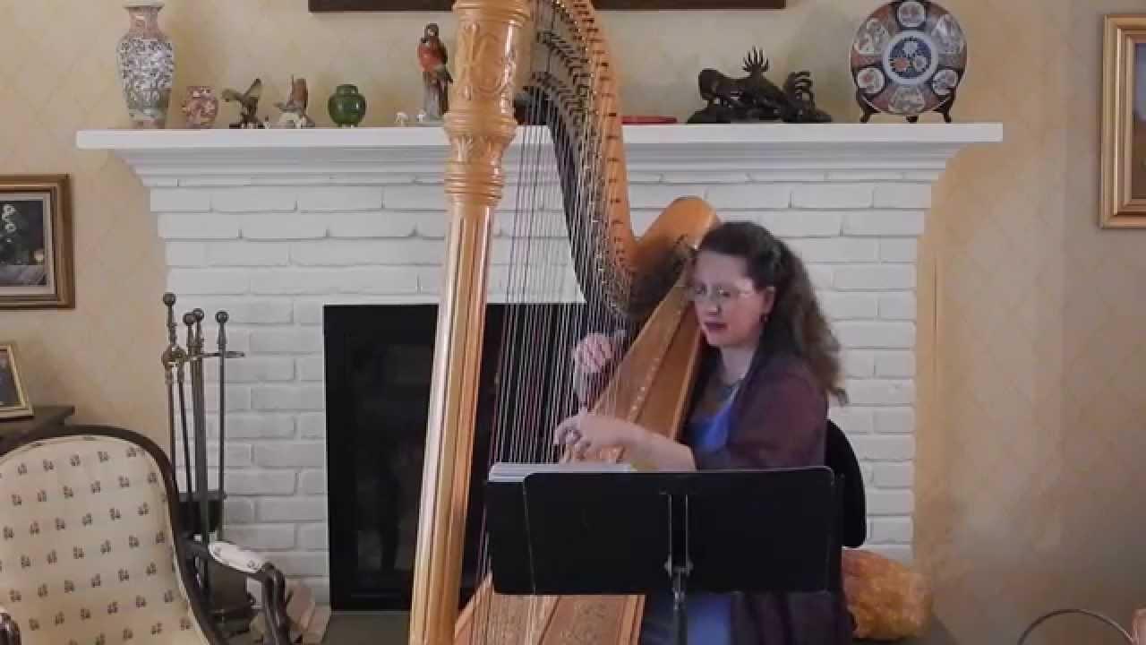 Wedding March Harp Solo