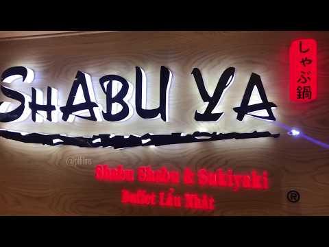 BUFFET LẨU NHẬT SABUYA | AEON Mall BÌNH TÂN | HOTPOT STORY | SABUYA JAPAN