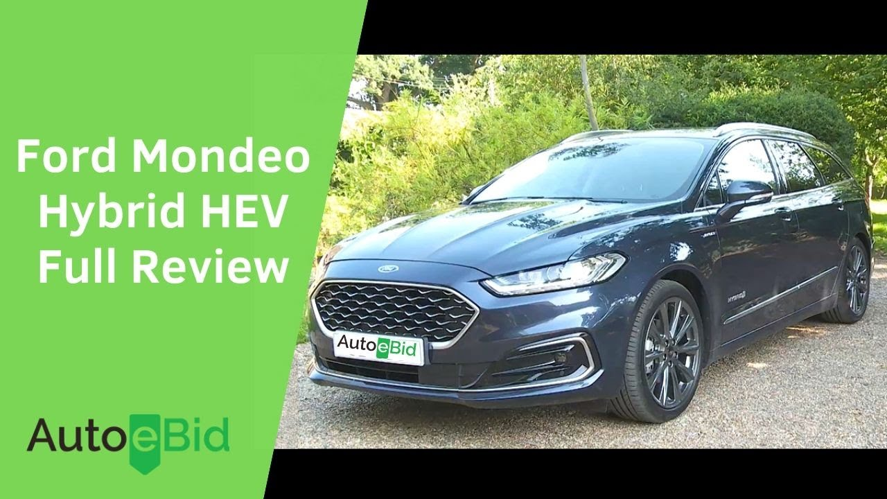 2020 Ford Mondeo Hybrid Hev Full Review 37 Minutes Youtube