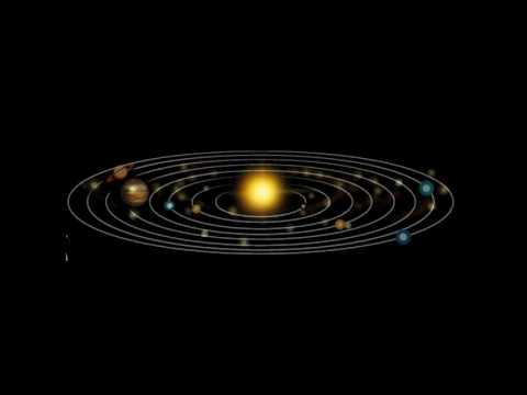 The Big Bang & Formation of the Solar System