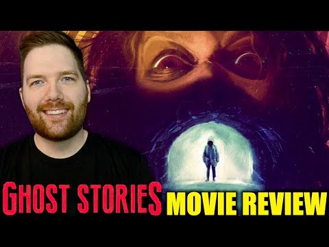 Ghost Stories - Movie Review