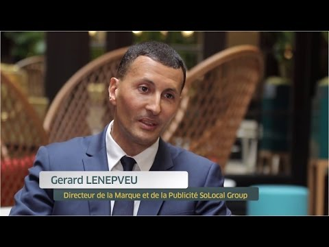 Brand Voices #9 - Gérard Lenepveu - ‎SoLocal Group