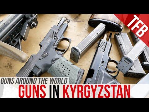 Gun Ownership In Kyrgyzstan