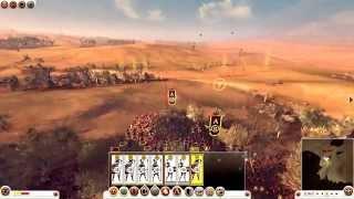 Total War Rome 2 Sparta Seferi Türkçe Bölüm 1