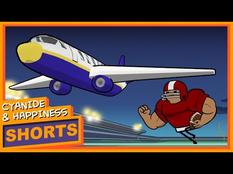 Airplane Dad: Part 3 - Cyanide & Happiness Shorts