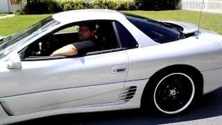 sick 450hp 3000gt vr4 revving and launch