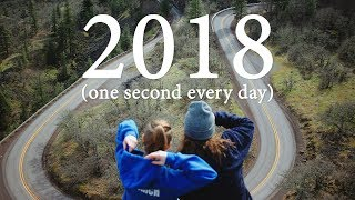 2018 One Second Every Day