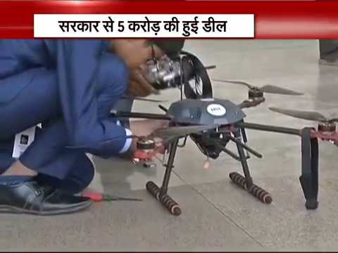14 Year Old Gujarat Boy made Drone, Signs 5 Crore Deal For Production