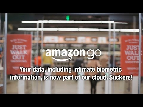 Introducing Amazon Go: the world's creepiest shopping technology