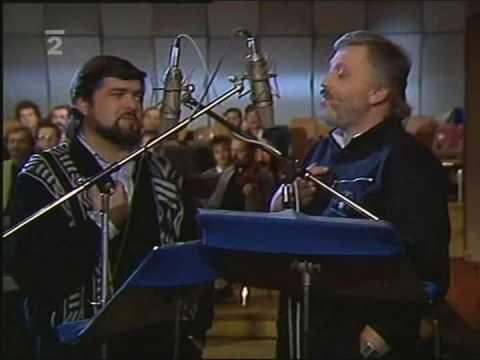 Peter Dvorský & Karel Černoch - Láska prý [Perhaps Love] 1988