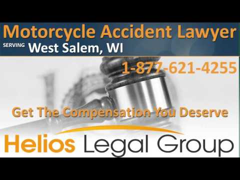 West Salem Motorcycle Accident Lawyer & Attorney - Wisconsin