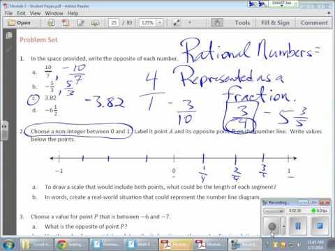 Grade 6 Module 3 Lesson 6 - YouTube