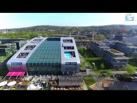 Luxury hotel Kameha Grand Bonn in Germany