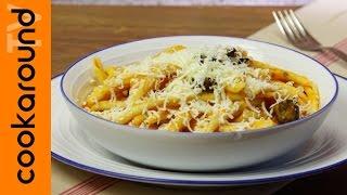 Pasta alla norma | Ricetta siciliana con le melanzane