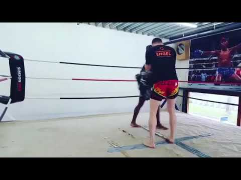 Berat Aliu - Training Kicks