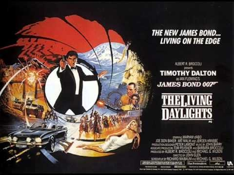 The Living Daylights Soundtrack Murder at the Fair